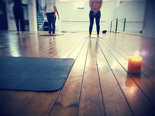 corsi di hatha yoga napoli