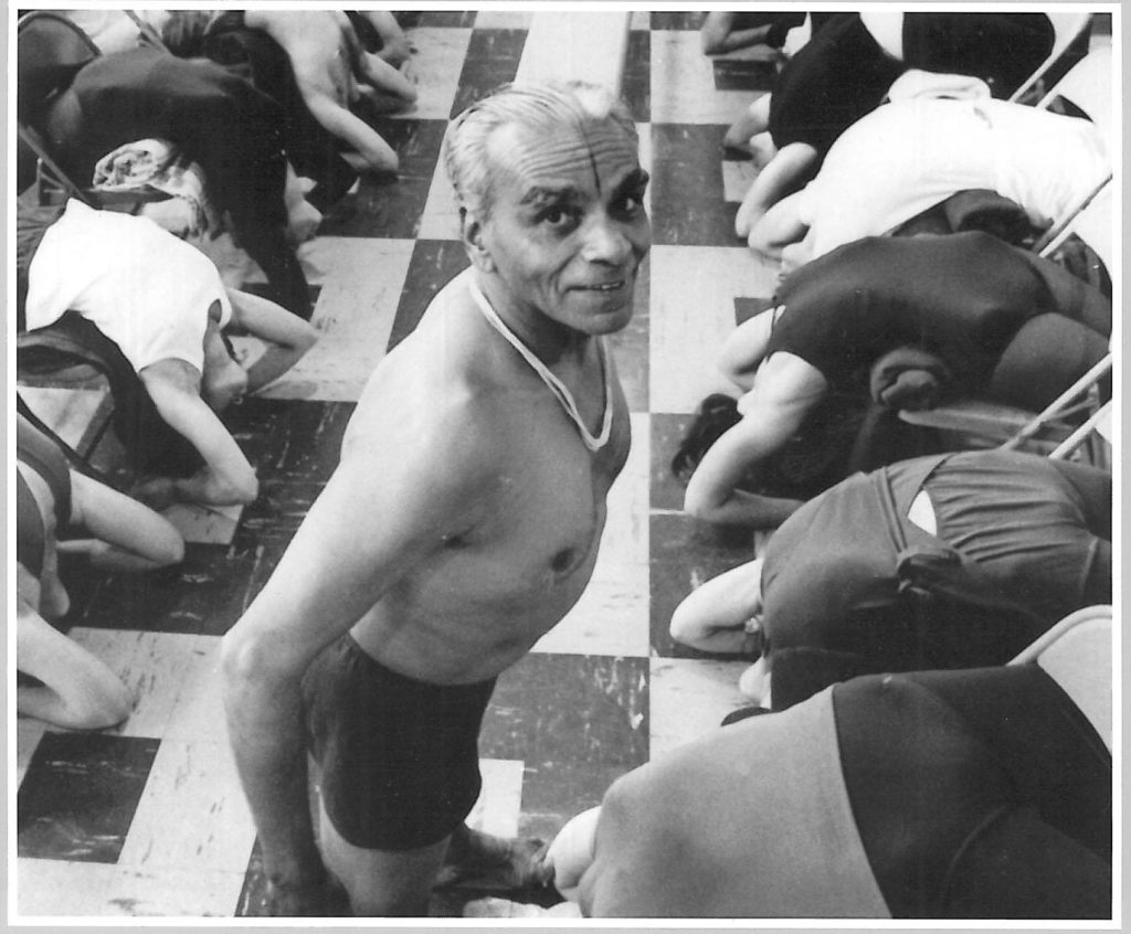 B.K.S. Iyengar - yoga