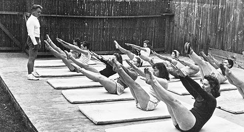 pilates napoli